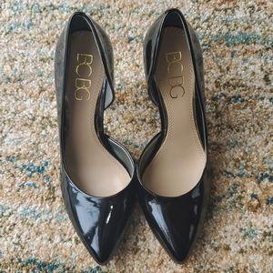 BCBG Black High Heels
